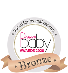 Bambo Nature awarded Project Baby Awards Best Nappy BRONZE